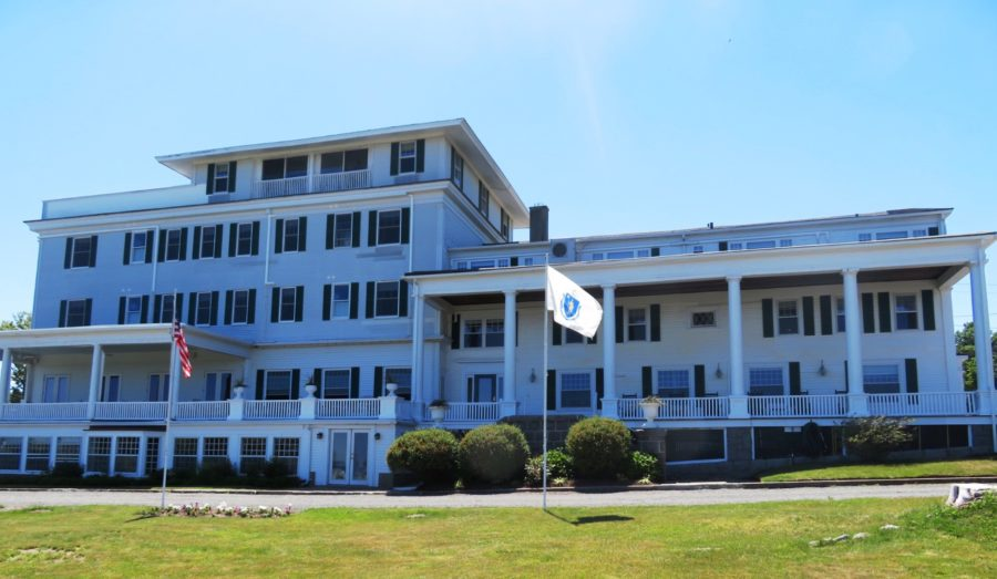 Emerson Inn by the Sea in Rockport Massachusetts