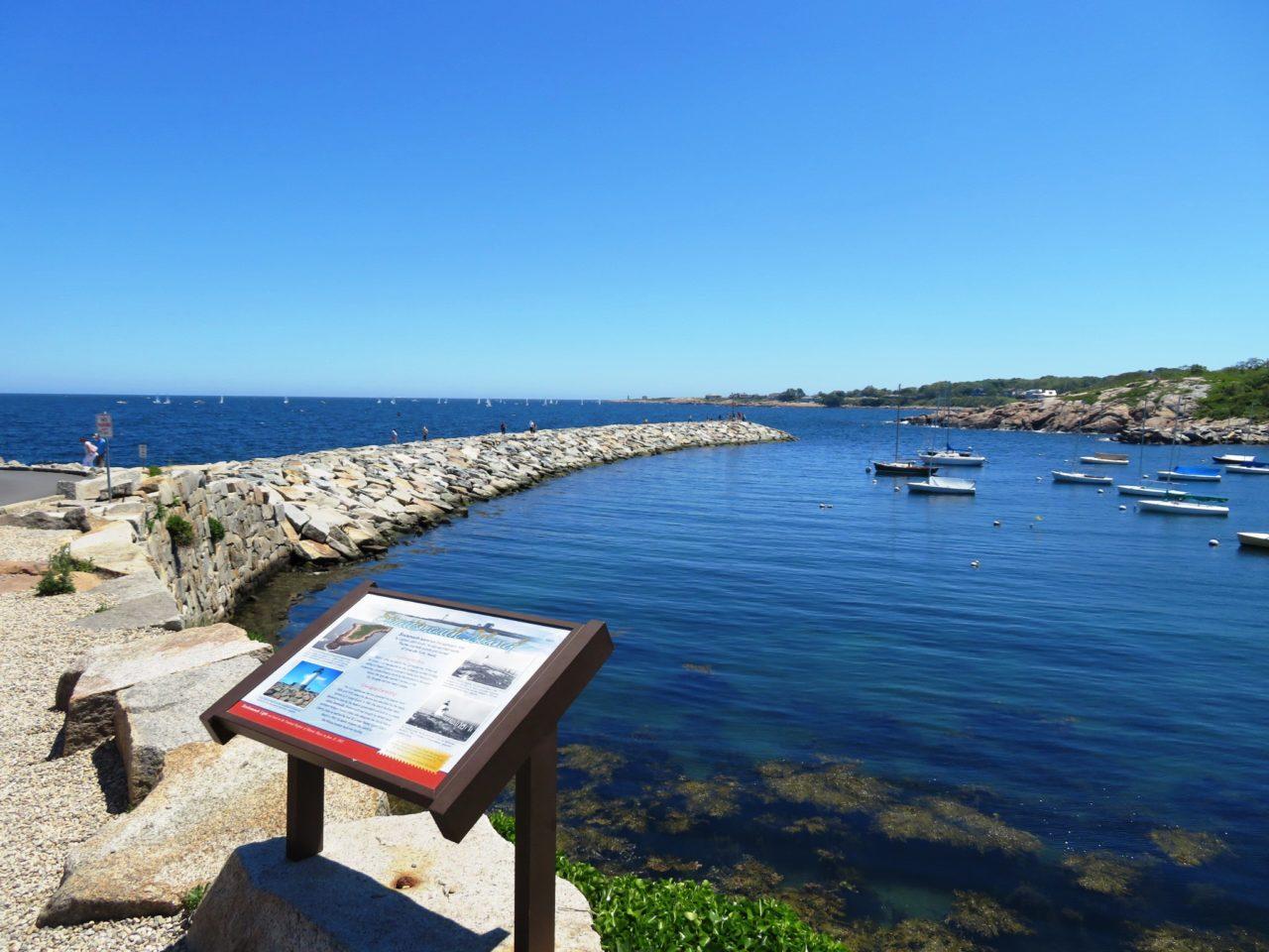 Emerson Inn by the Sea : Sailing Regatta in Rockport MA