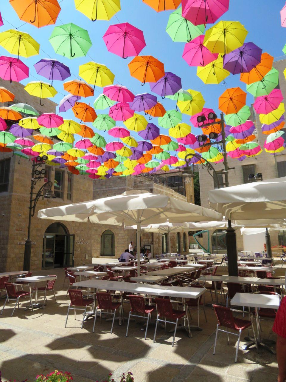The joys of walking Jerusalem - Music Square (Kikar HaMusica)