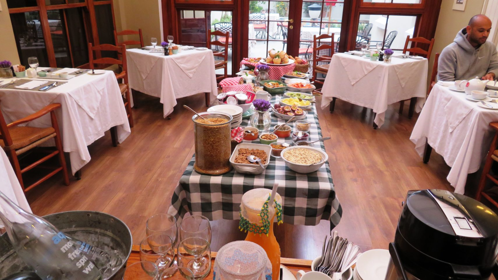 Breakfast Buffet at Coopmanhuijs Boutique Hotel & Spa