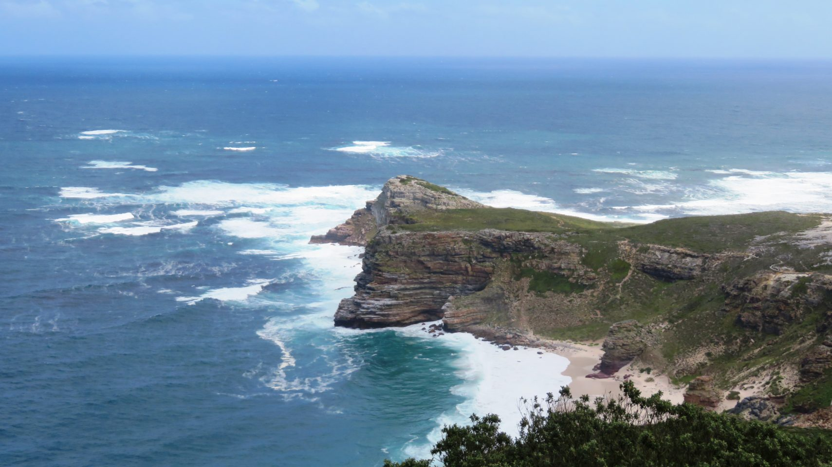 Cape of Good Hope viewed from Cape Point ~Cape Peninsula