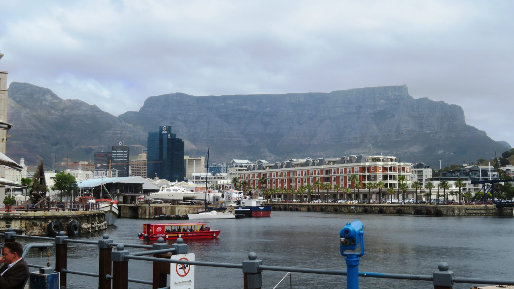 Cape Grace Hotel on the V&A Waterfront in Cape Town, South Africa