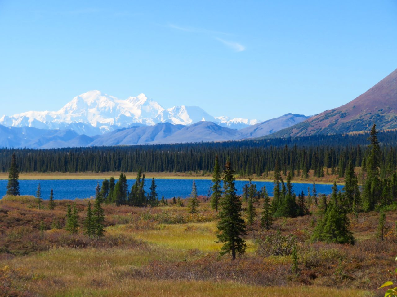 Will Medicare cover me while I travel ? ... Denali, Alaska