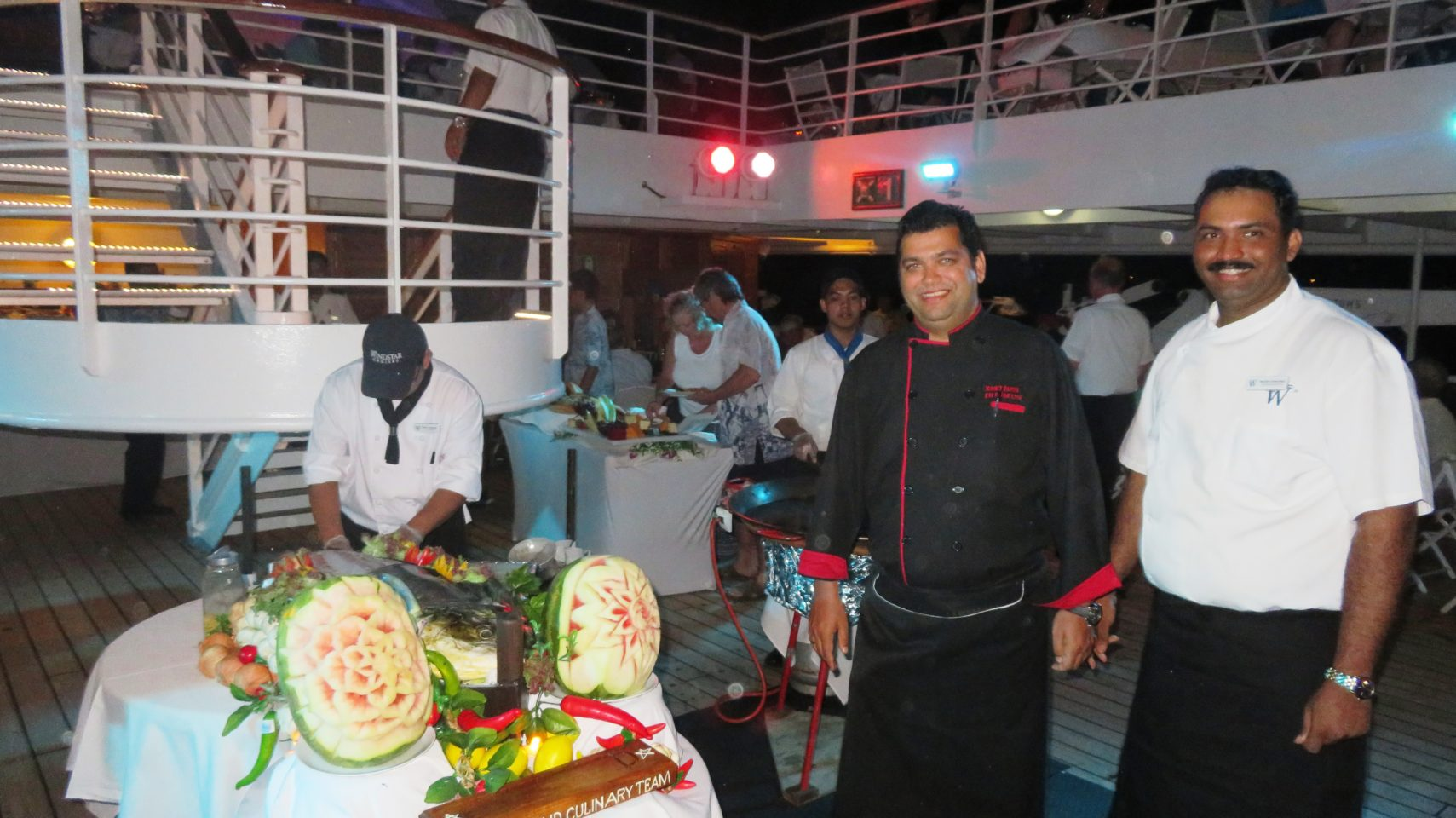 Windstar Cruises Star Legend ~