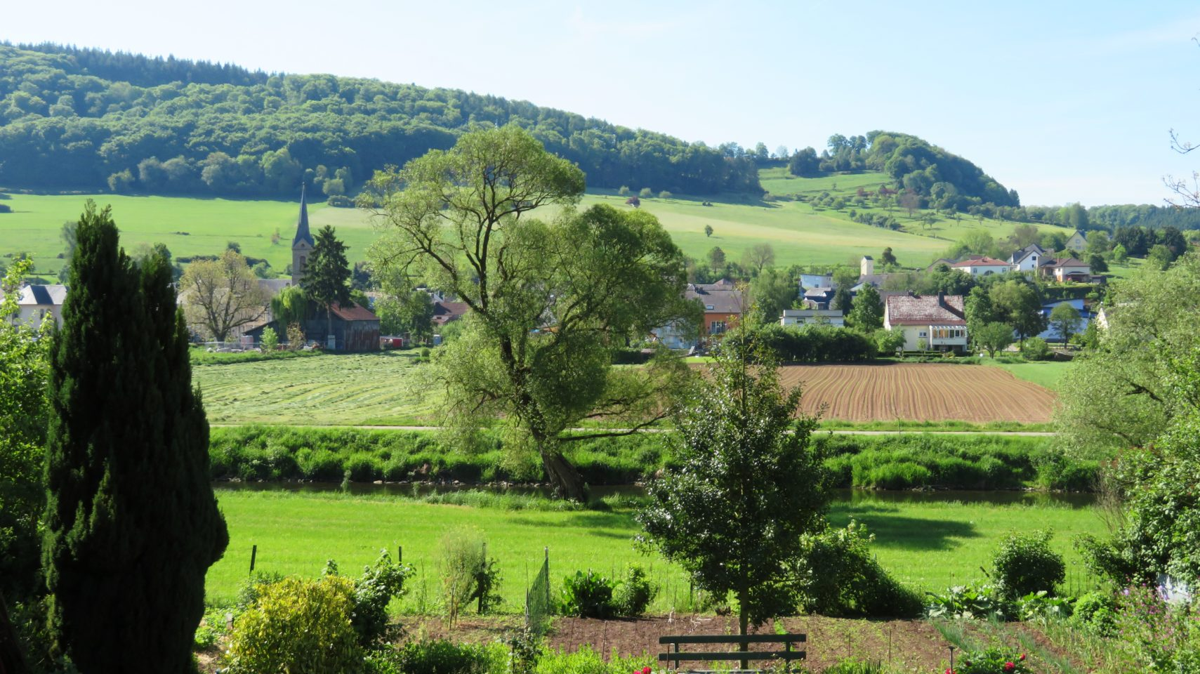 Absolutely gorgeous countryside of the country of <em><strong>Luxembourg</strong></em>