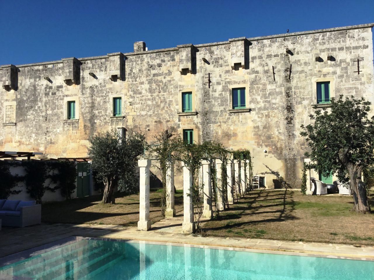 Five-Star Relais de Charme Palazzo Ducale Venturi Hotel in Minervino di Lecce ! The Wholesome Charms of Salento