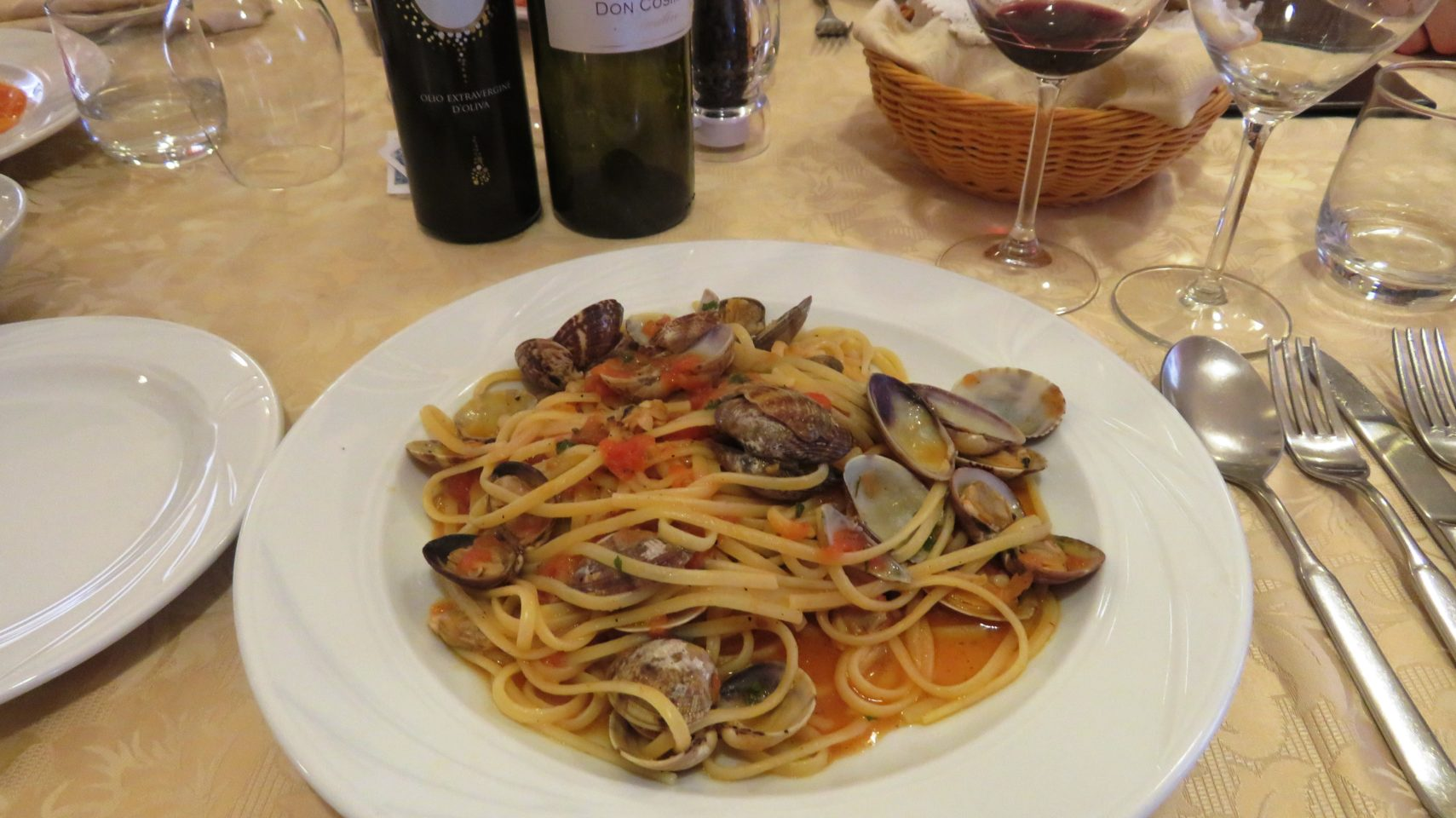 Succulent lunch platter at Ristorante L'Aura in Cocumola ~ The Wholesome Charms of Salento in Italy