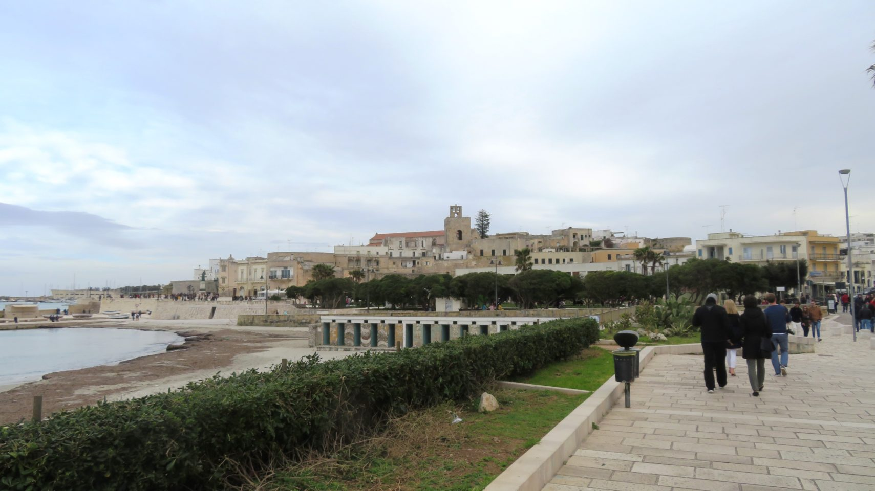 """Otranto the """"stronghold of a hundred towers"""" at the eastern tip of Italy ~ The Provincial Charms of Salento"""