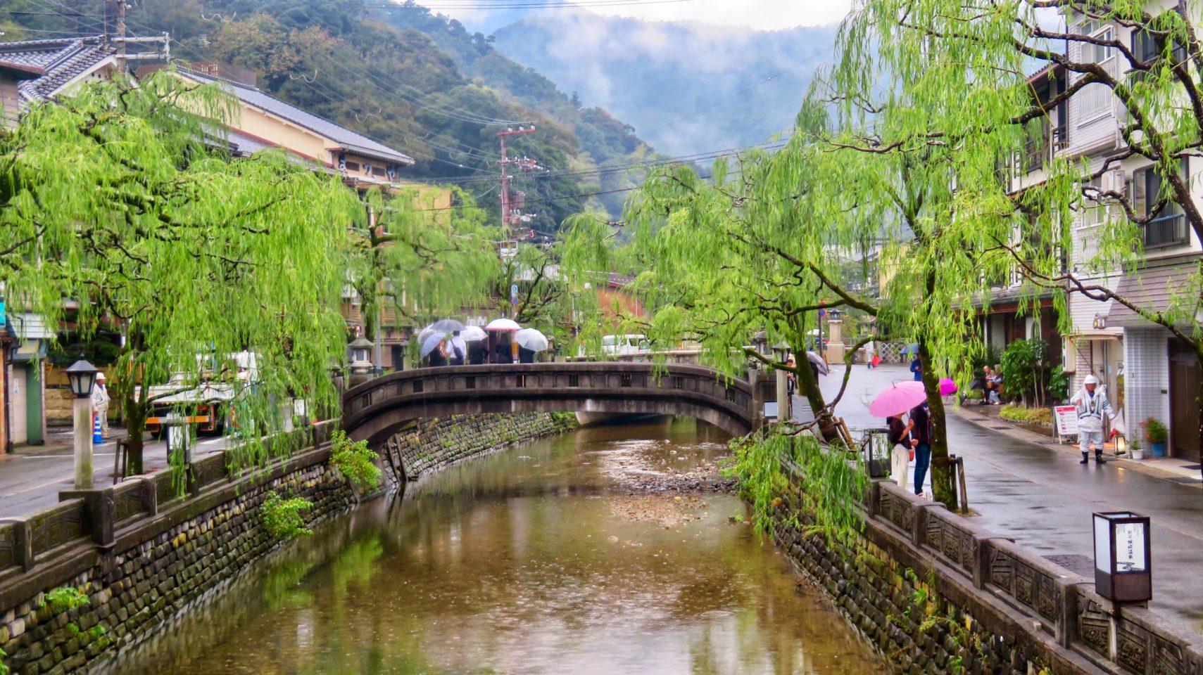 Japan Favorite Experiences ~ The Hot Springs town of Kinosaki Onsen in Japan