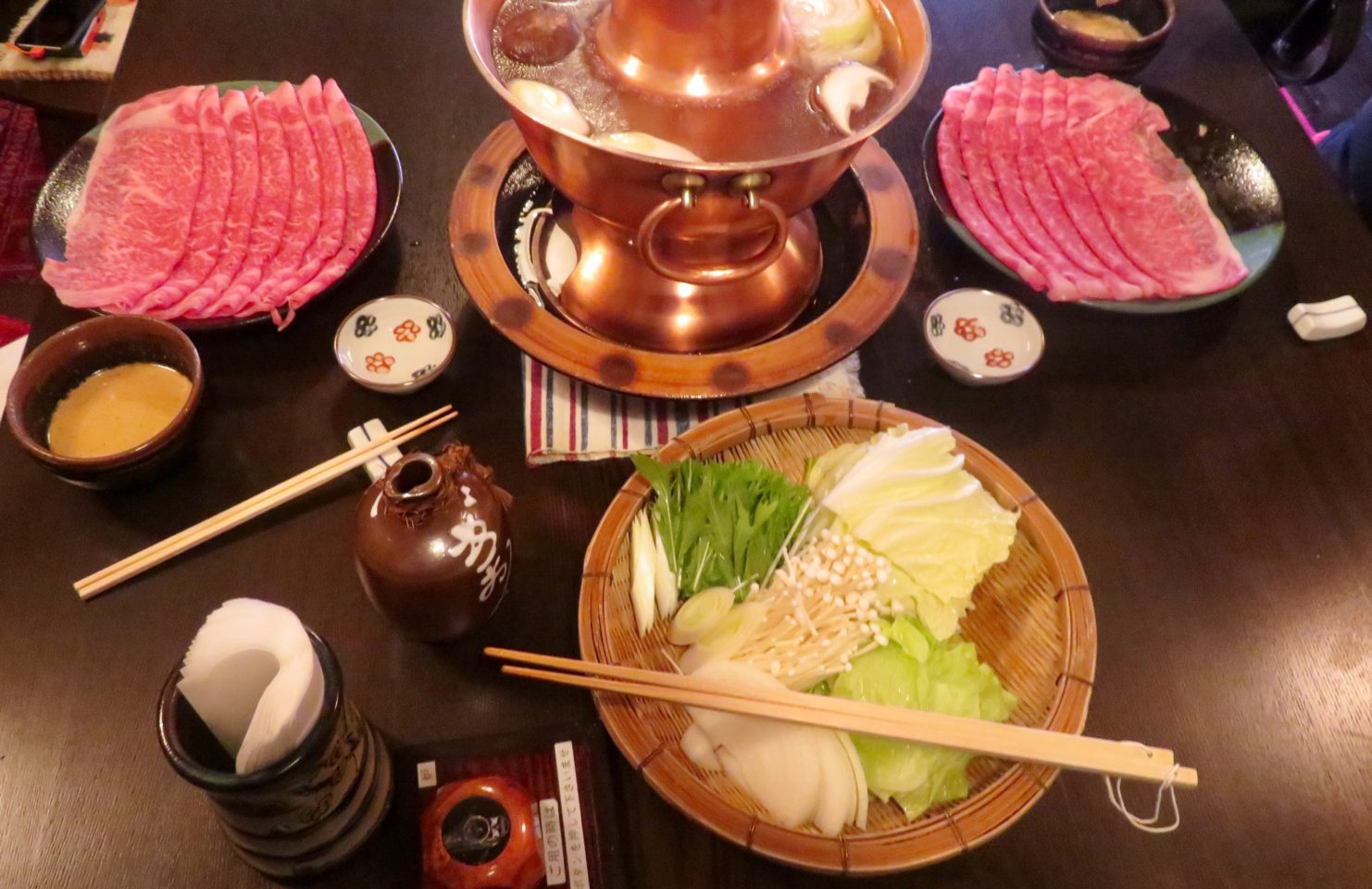 Japan Travel ~ Even food presentation highlights the constant search for beauty, quality and perfection