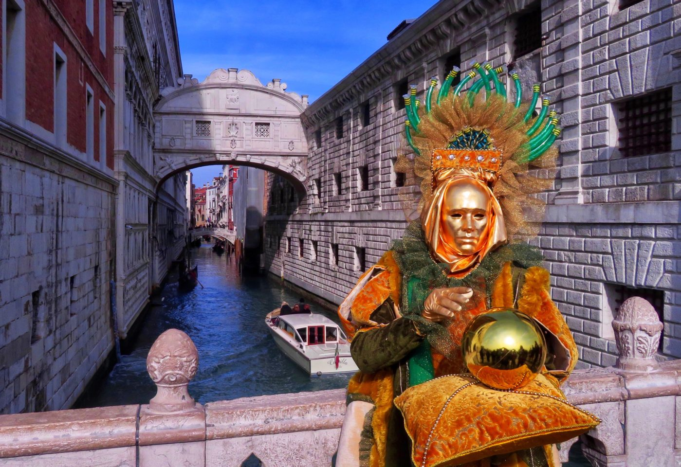 Venice at Carnival time ~ Simply Magical ...