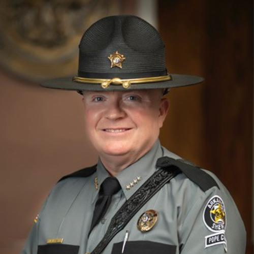 Sheriff Shane Jones