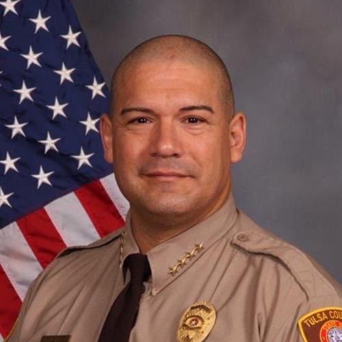 Sheriff Vic Regalado