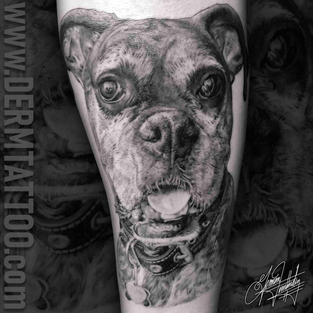 Spanish – Artista De Tatuajes German R. Fernandez