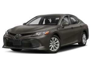 2018 Toyota Camry SE best used family cars