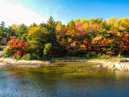 Ontario Road Trips in the Fall