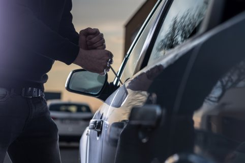 How to Prevent Auto Theft