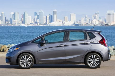 Most Fuel Efficient 5 Year Old Cars
