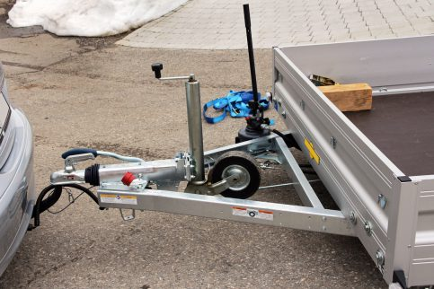 How to Back Up Your Trailer