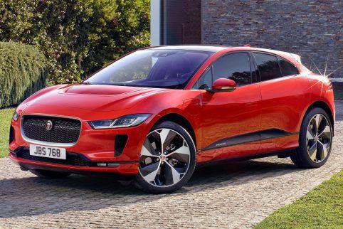 Jaguar I-Pace Electric Car