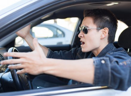 5 Ways to Deal with Road Rage