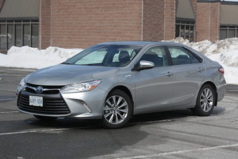 Used Fuel Efficient Hybrid Sedans