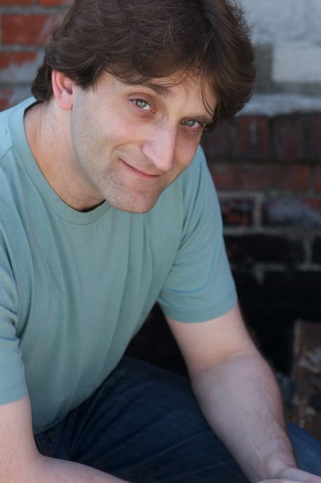 Bret Shefter headshot - theatrical