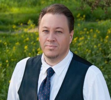 Michael P Wallot Headshot