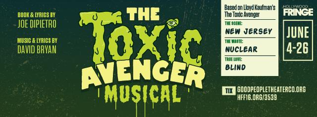 Toxic Avenger Horizontal