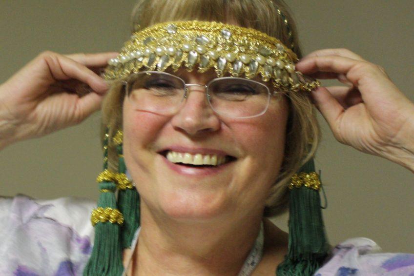 Barbara Weisel Candid Headshot