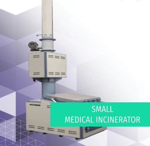 SMALL MEDICAL INCINERATOR
