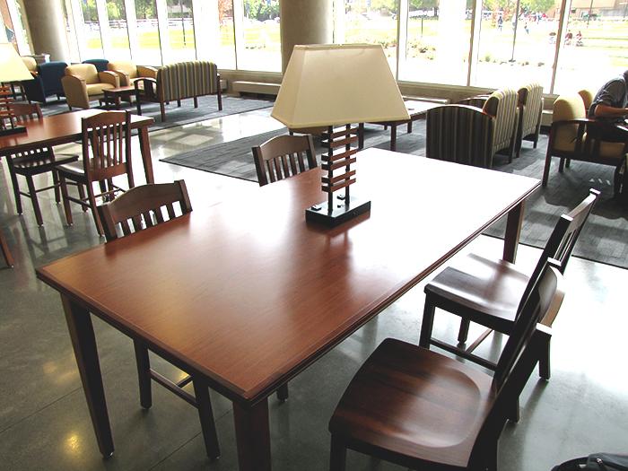 concordia table