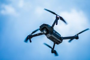 optical gyroscopes used in drones