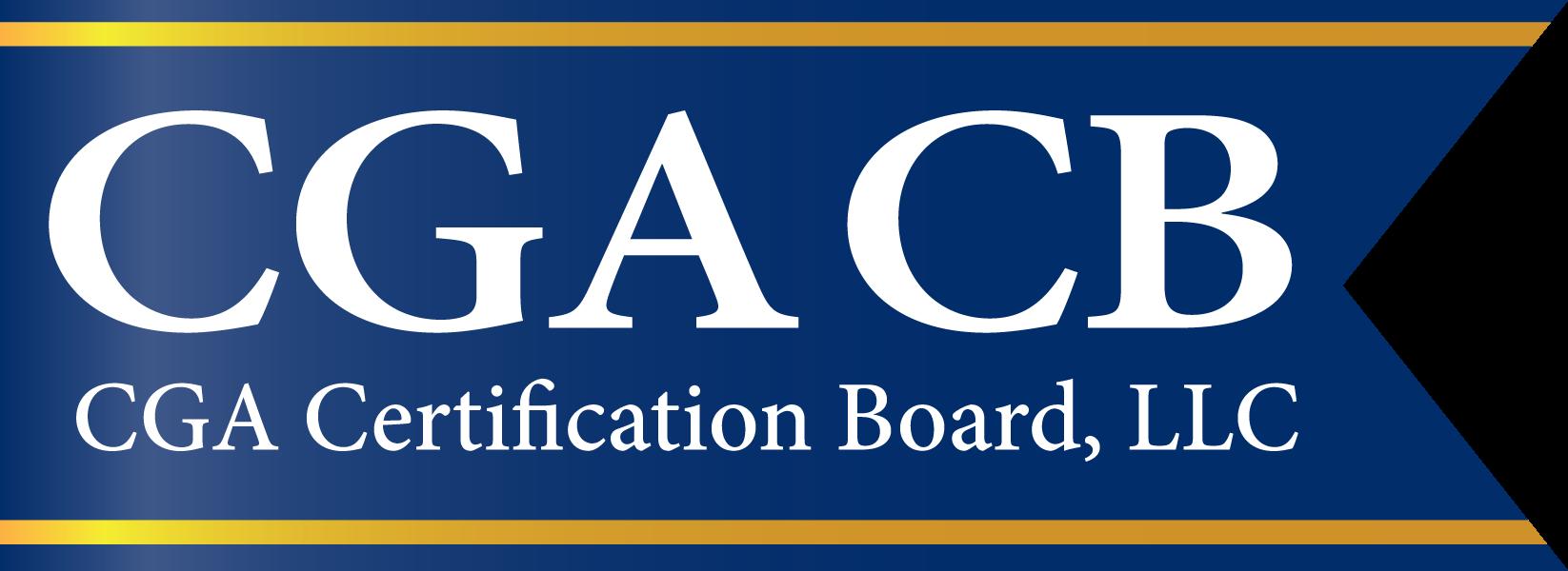 CGA Certification Board LLC Logo