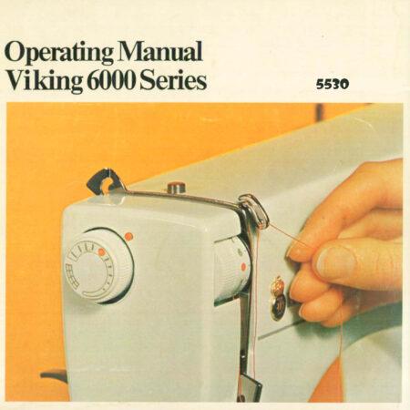 Husqvarna Viking instruction manuals