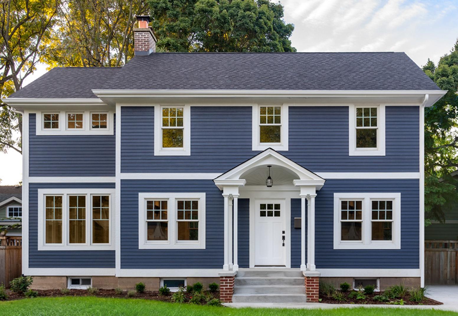 Siding Benefits for Your Home Exterior