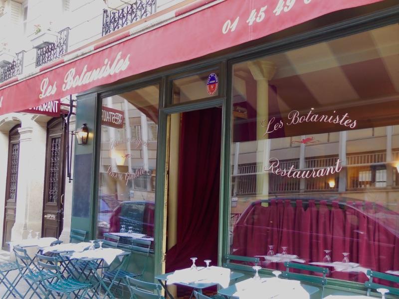 Les Botanistes Restaurant Paris