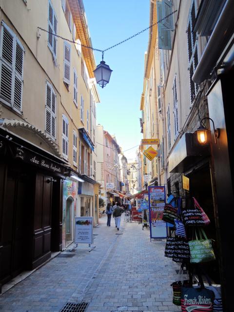 cannes street