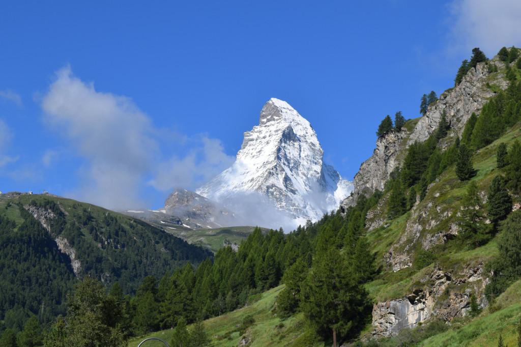 Impressive Matterhorn summer shot