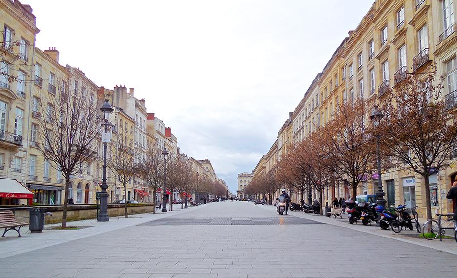 Bordeaux Boulevard