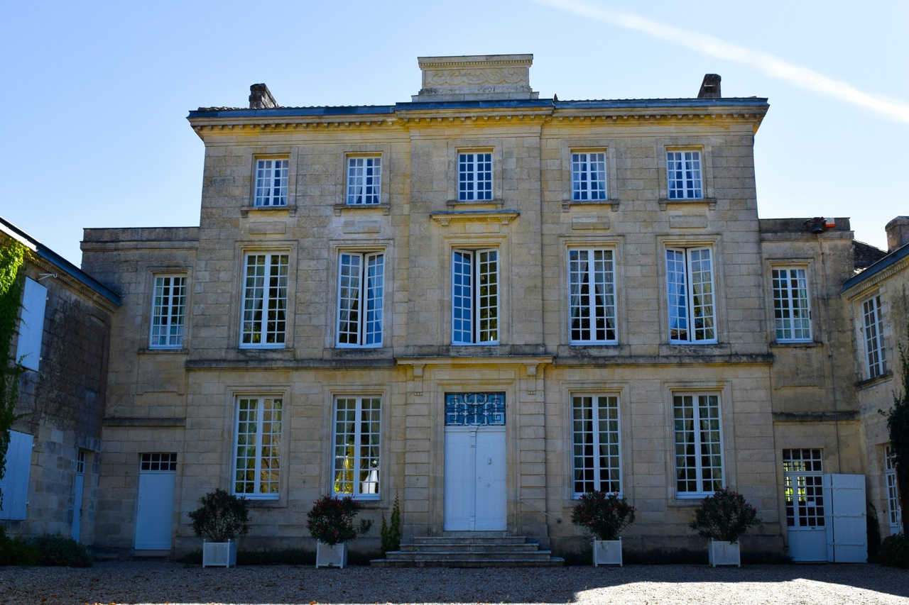 The family château at Figeac