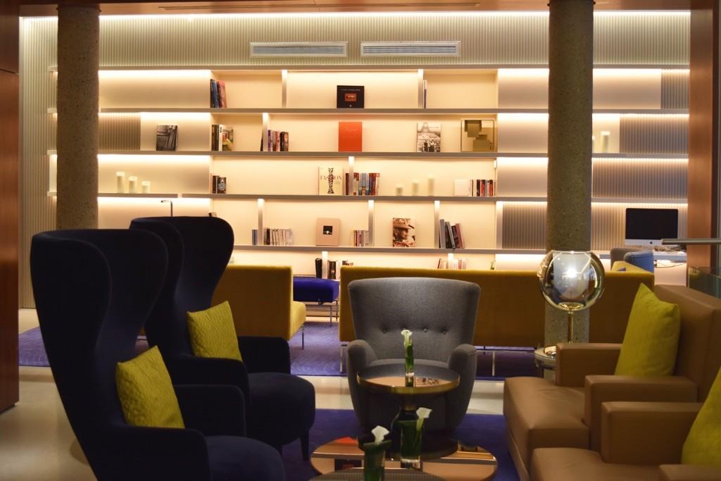 Hotel de Sers Library