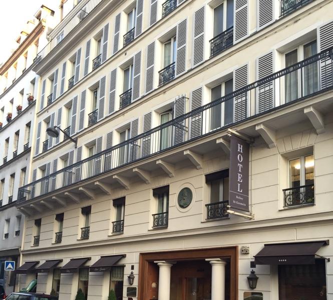 Hotel Belloy Paris near Saint Germain-des-Prés