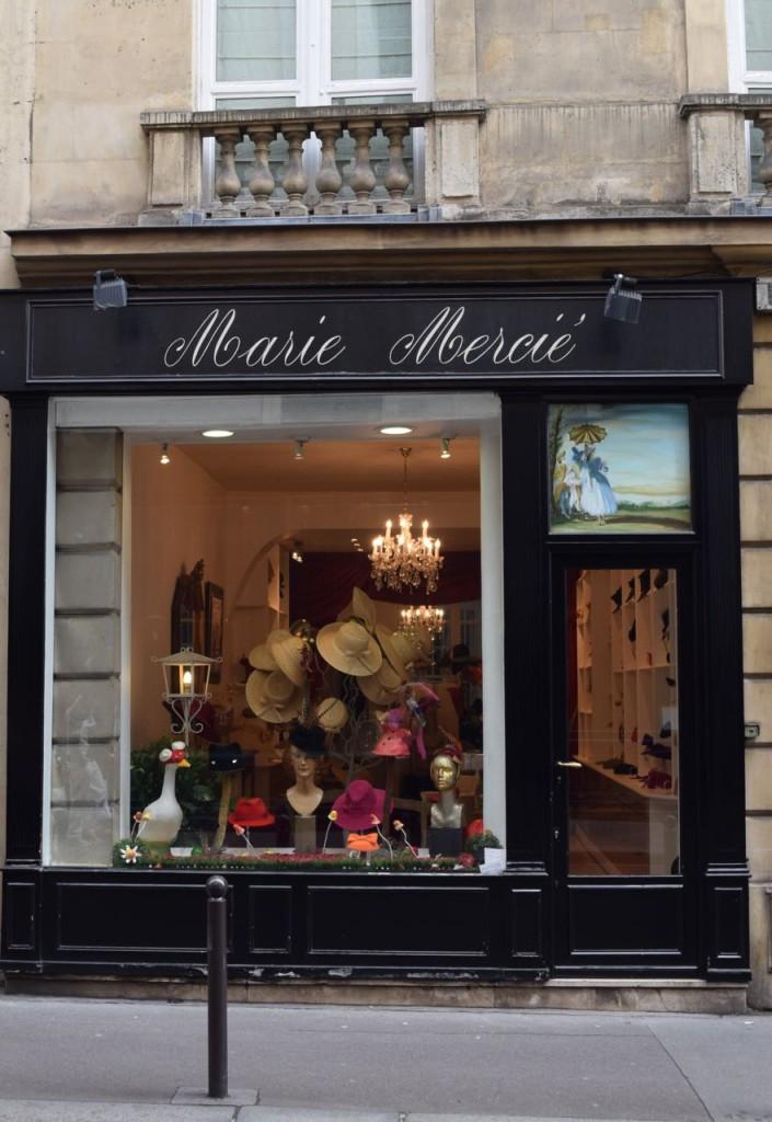 Marie Mercié Paris
