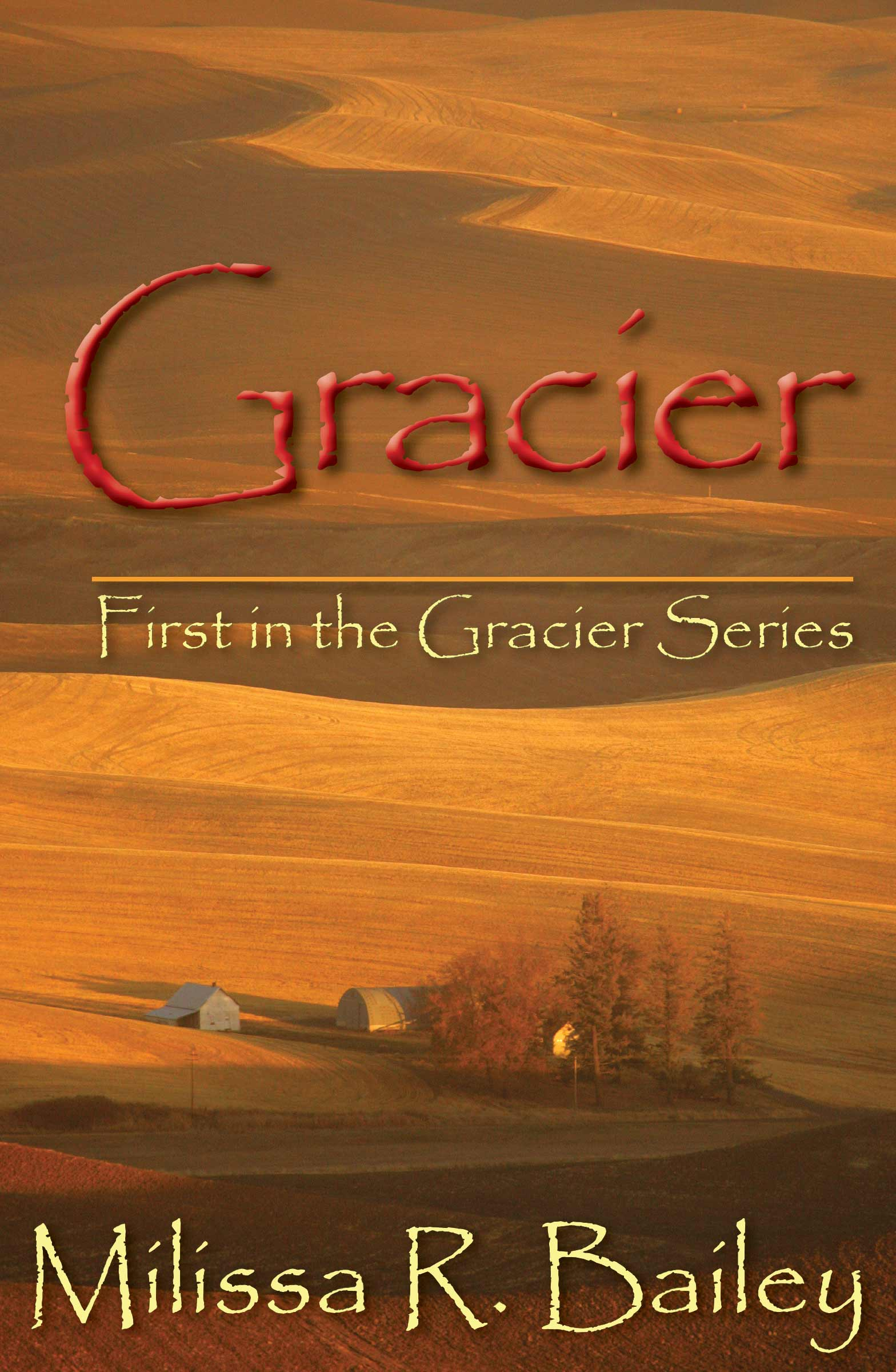 Book cover of Gracier