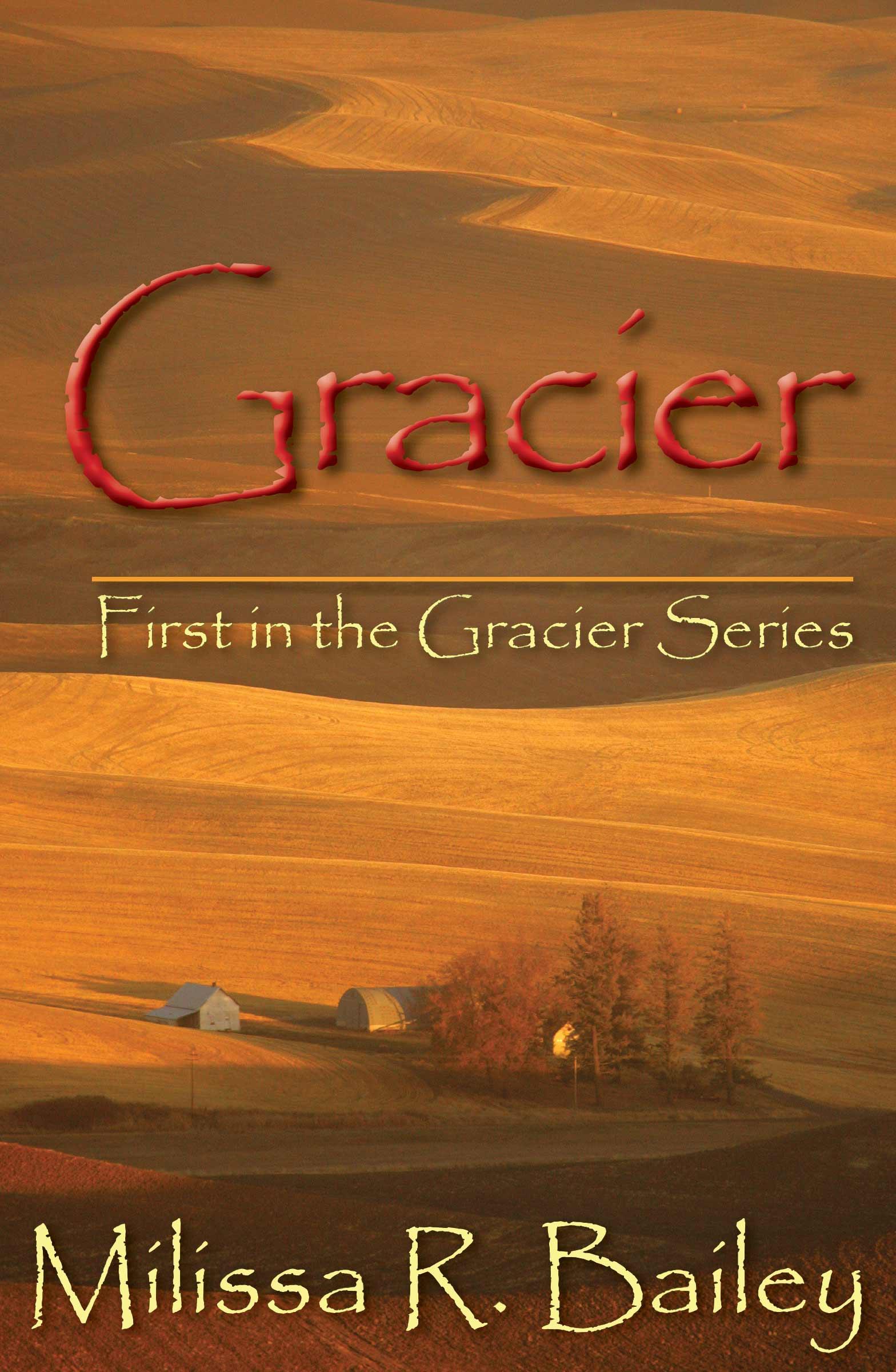 Book cover of Gracier