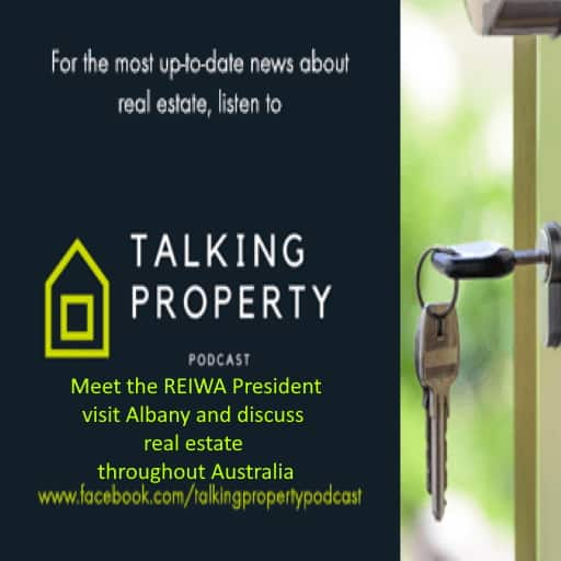 Talking Property visits Albany and discusses real estate throughout Australia