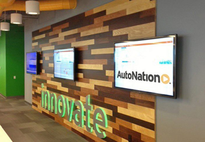 AutoNation Office Renovation