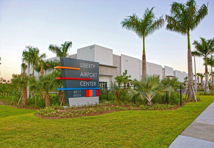 Liberty Airport Center