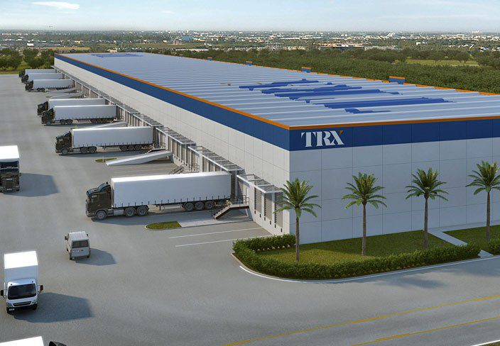 TRX Logistics Center